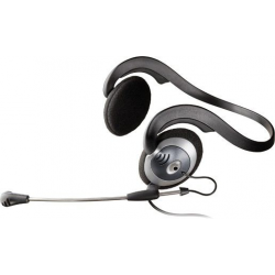 Słuchawki z mikrofonem PLANTRONICS Szaro-czarny 61429-03