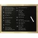 Podkładka pod myszkę ZYKON Blackboard 11127 ZYKARTBLO