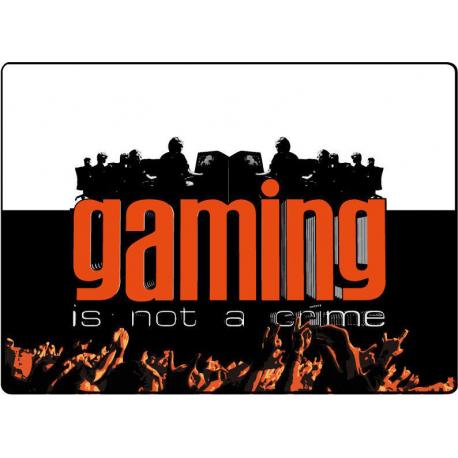 Podkładka pod myszkę ZYKON Crime Gaming 11131 ZYKOARTCRIME