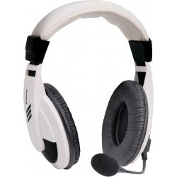 Słuchawki z mikrofonem DEFENDER GRYPHON 750 BIAŁE 63747