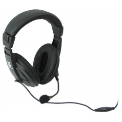 Słuchawki z mikrofonem DEFENDER GRYPHON 750 CZARNE 63750