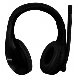 Słuchawki z mikrofonem DEFENDER WARHEAD G-170 CZARNE 64114