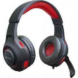 Słuchawki z mikrofonem DEFENDER WARHEAD G-450 LED USB + GRA!!! 64146