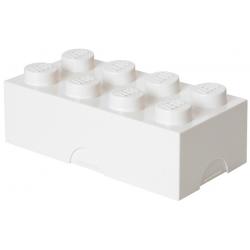 LEGO Lunch Box 8 Biały