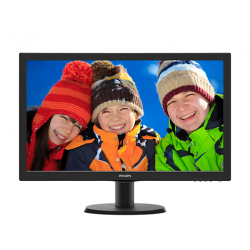 "Monitor PHILIPS 23.6"" 243V5LHSB5/00"